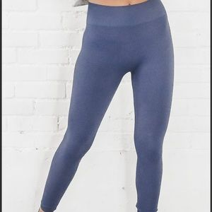 Amazing Lace Chill Out Navy Lounge Leggings